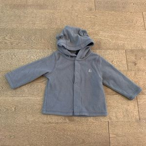 2/$10 GAP Baby boy sweater hoodie 6-12m